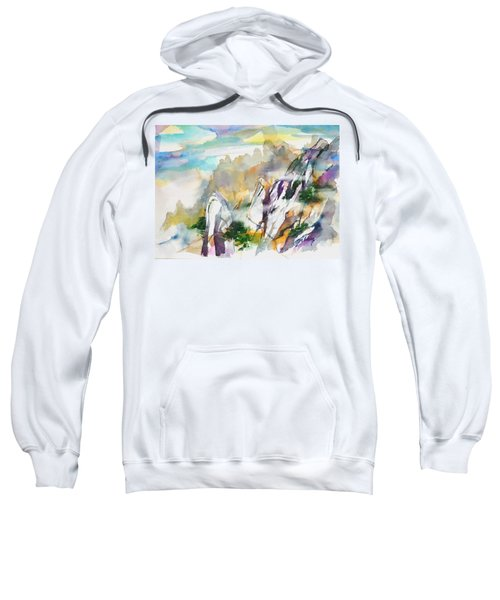 Mountain Awe #2 Sweatshirt
