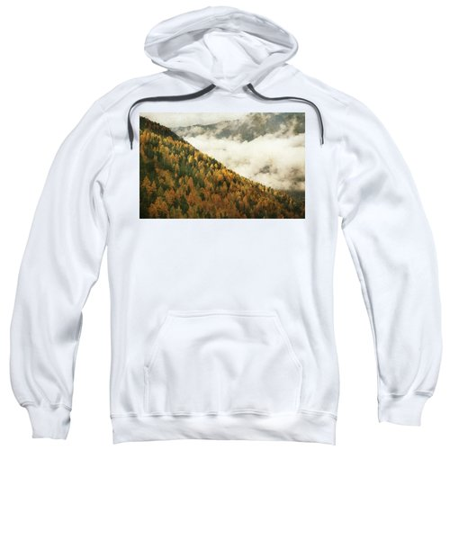 Mountain Landscape Sweatshirt