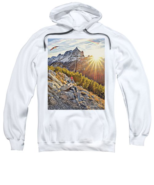 Mountain Of The Lord Sweatshirt