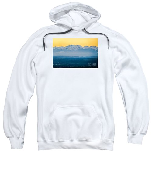 Mountain Scenery 7 Sweatshirt