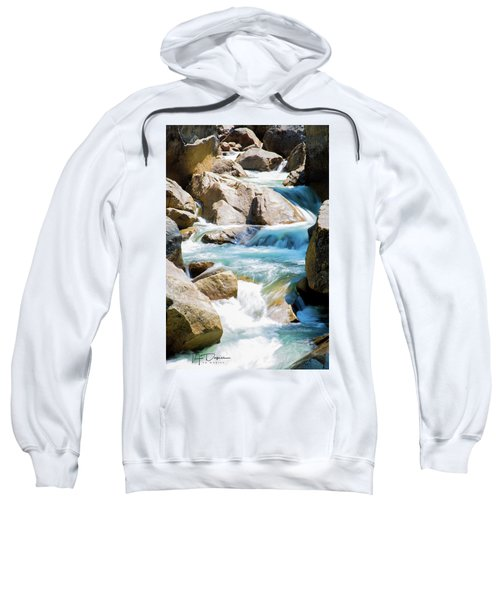 Mountain Spring Water Sweatshirt