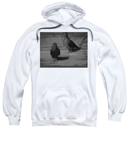 Mr And Mrs Dove Sweatshirt