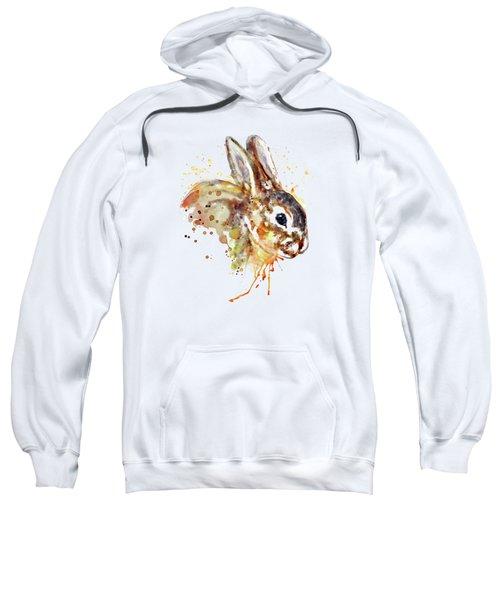 Mr. Bunny Sweatshirt by Marian Voicu