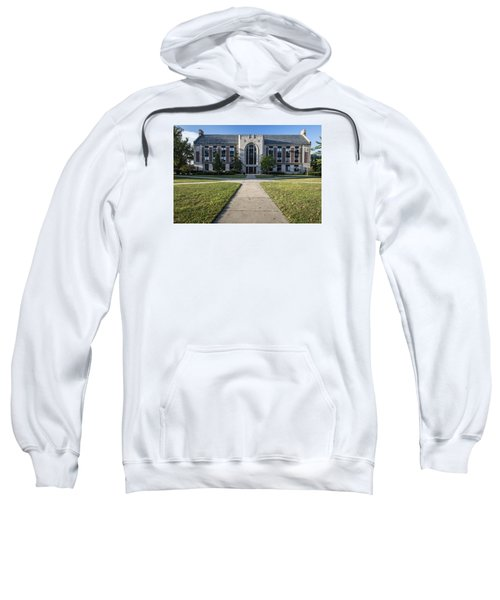 Msu Campus Summer Sweatshirt