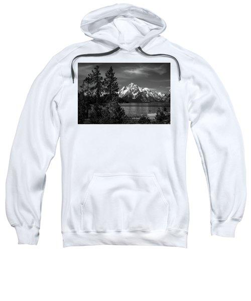 Mt. Moran And Trees Sweatshirt