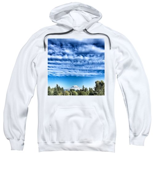 Mt Rainier Sweatshirt