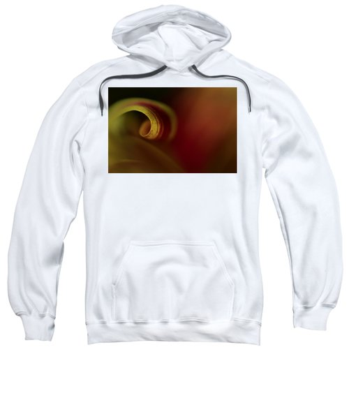 Mum Curl Abstract Sweatshirt
