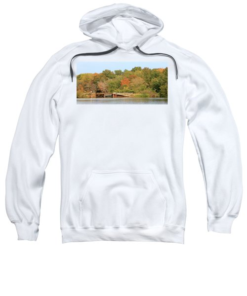 Murphy Mill Dam/bridge Sweatshirt