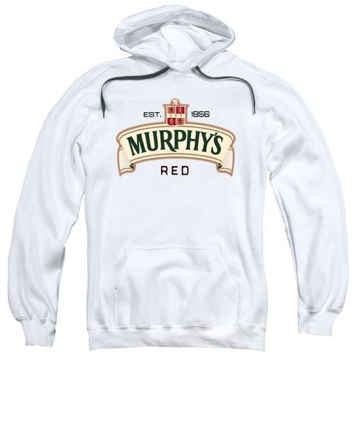 Murphys Irish Red Sweatshirt
