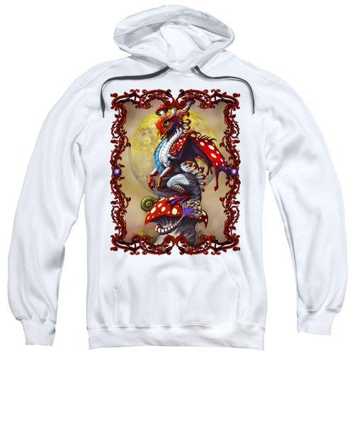 Mushroom Dragon T-shirts Sweatshirt