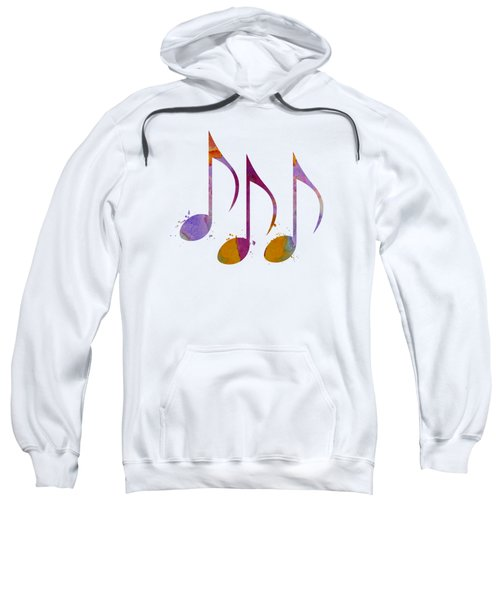 Musical Notes Sweatshirt