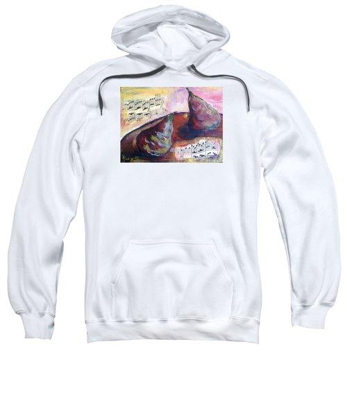 Musical Pears Sweatshirt