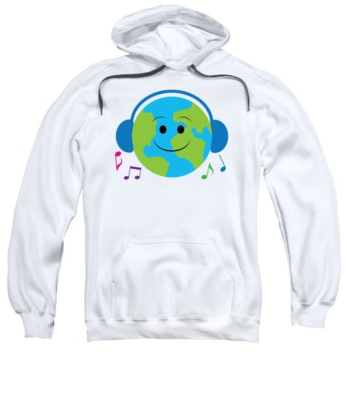 Musical World Sweatshirt by A