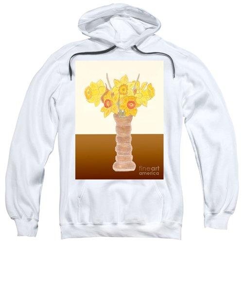 My Daffodils Sweatshirt