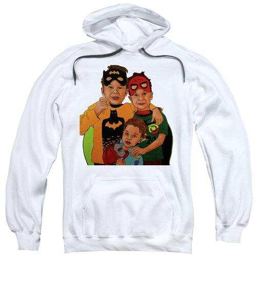 My Three Grandsons Sweatshirt