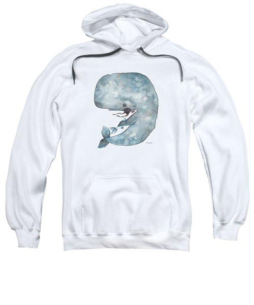 My Whale Sweatshirt