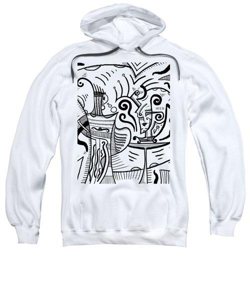 Mystical Powers Sweatshirt by Sotuland Art