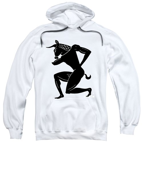 Mythology: Minotaur Sweatshirt by Granger