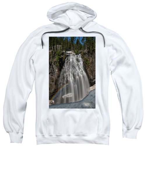 Narada Falls In Winter Sweatshirt