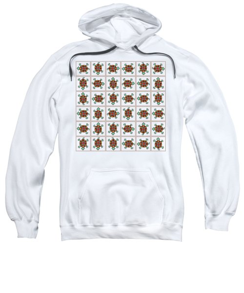 Native American Pattern Sweatshirt