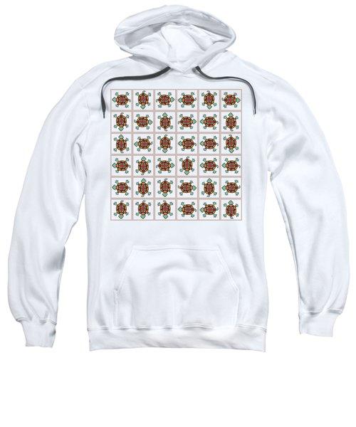 Native American Pattern Sweatshirt