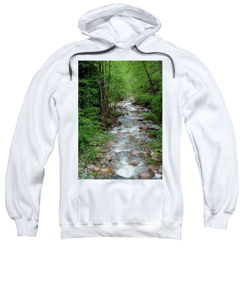 Naturally Pure Stream Backroad Discovery Sweatshirt