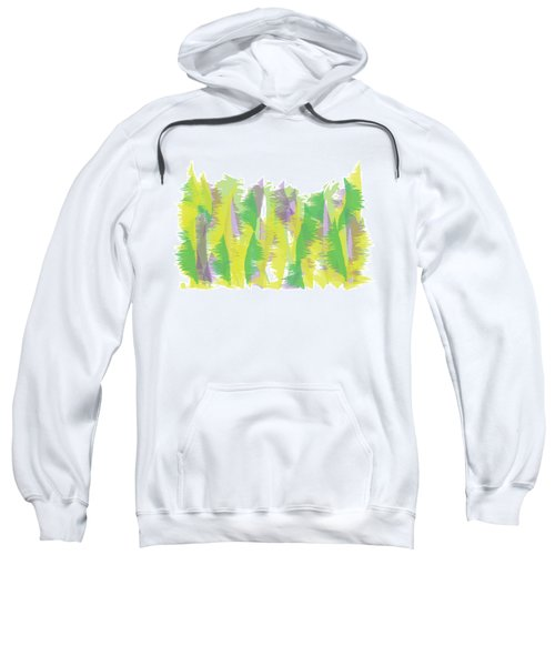 Nature - Abstract Sweatshirt