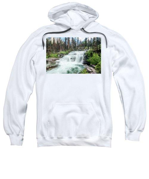 Nature Finds A Way Sweatshirt
