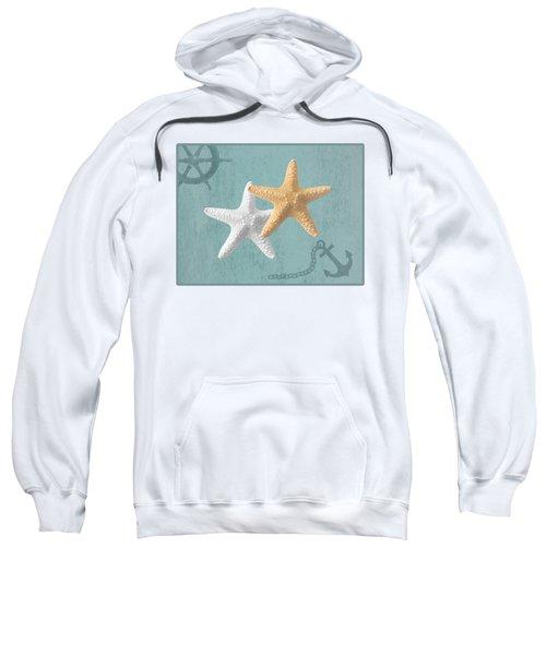 Nautical Stars Sweatshirt