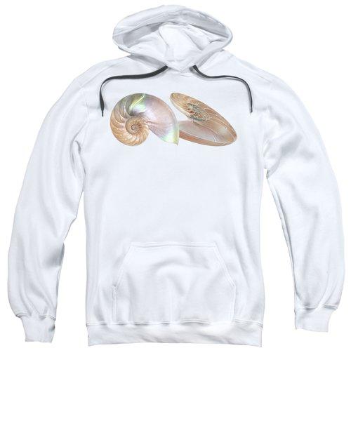 Nautilus Natural Jewel Of The Sea Sweatshirt