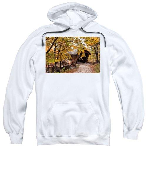 New England College No. 63 Covered Bridge  Sweatshirt