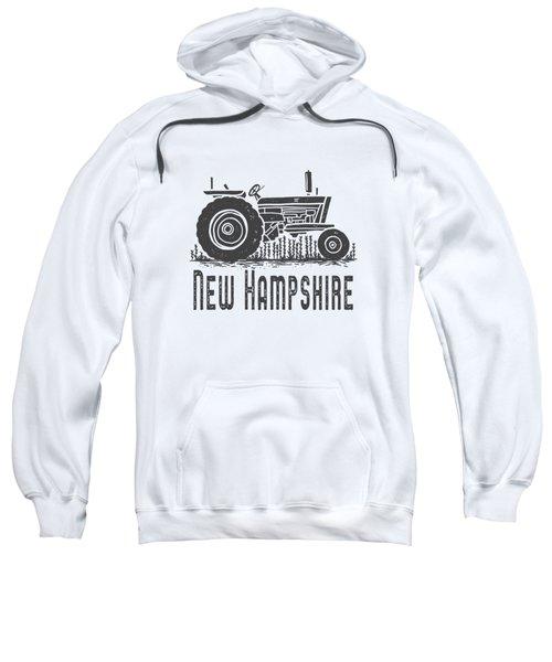 New Hampshire Vintage Tractor Sweatshirt