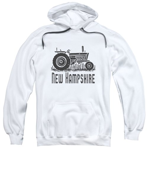 New Hampshire Vintage Tractor Sweatshirt