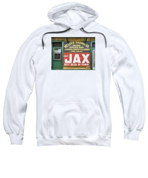 New Orleans Beer Parlor Sweatshirt