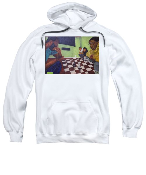 A Game Of Chess Sweatshirt