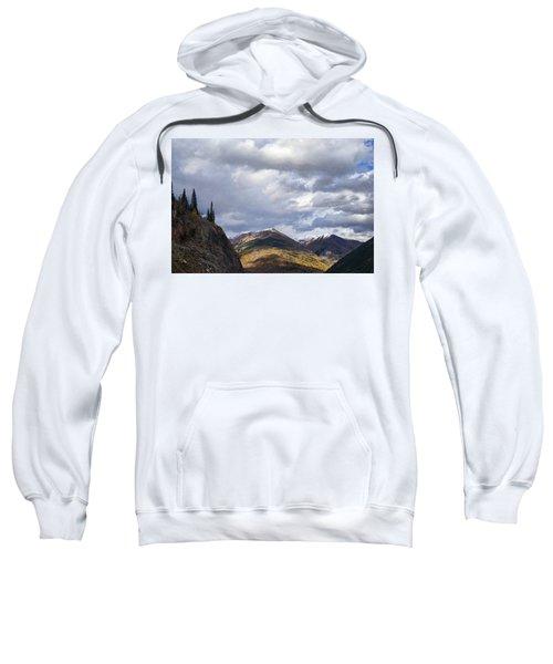 Peeking At The Peaks Sweatshirt