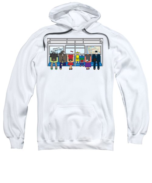 Subway Series Sweatshirt