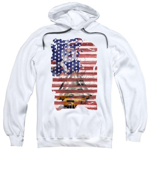 New York City Geometric Mix No. 8 Sweatshirt