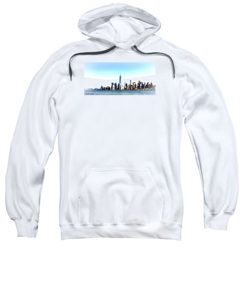 New York City Skyline Sweatshirt