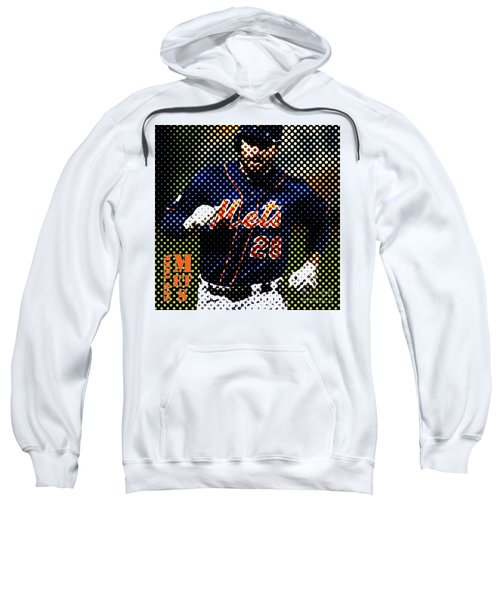 New York Mets Dots News Sweatshirt