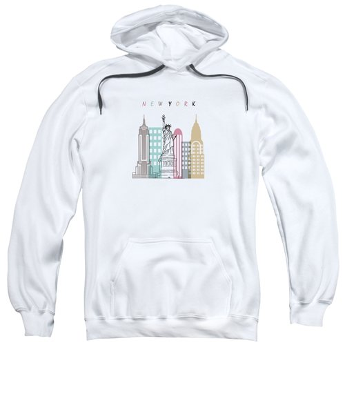 New York  Minimal  Sweatshirt