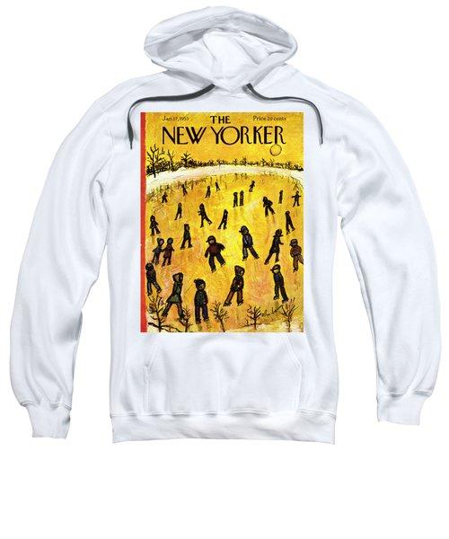New Yorker January 17 1953 Sweatshirt