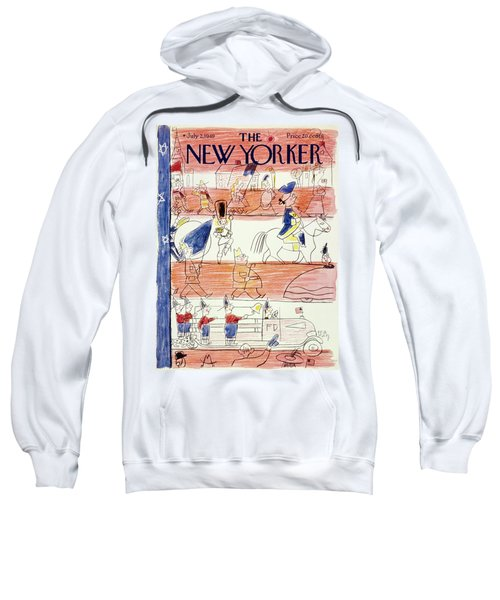 New Yorker July 2 1949 Sweatshirt