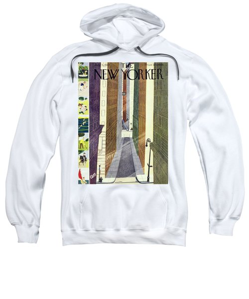 New Yorker July 5th, 1947 Sweatshirt
