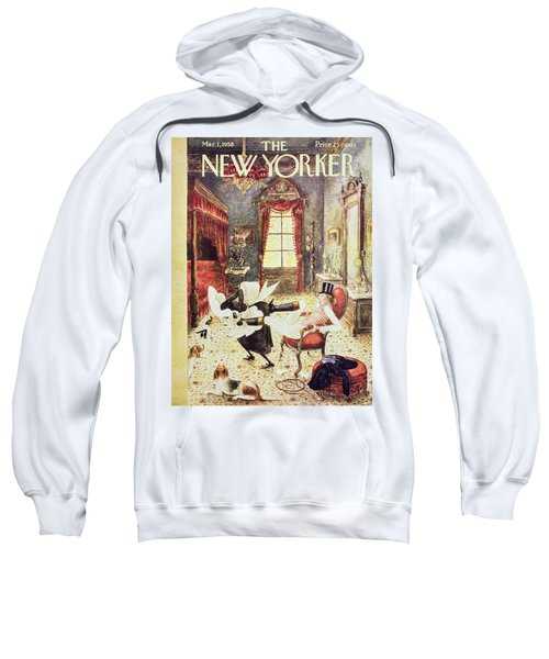 New Yorker March 1 1958 Sweatshirt
