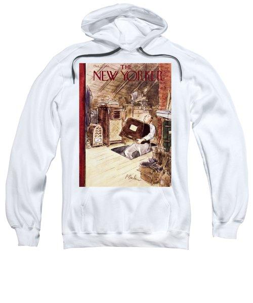 New Yorker October 22 1955 Sweatshirt