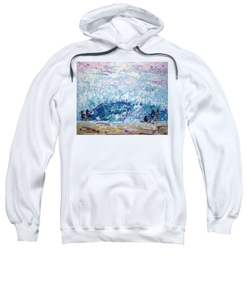 Newport Wedge Sweatshirt