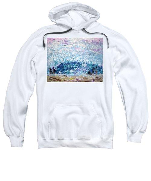 Newport Wedge Sweatshirt