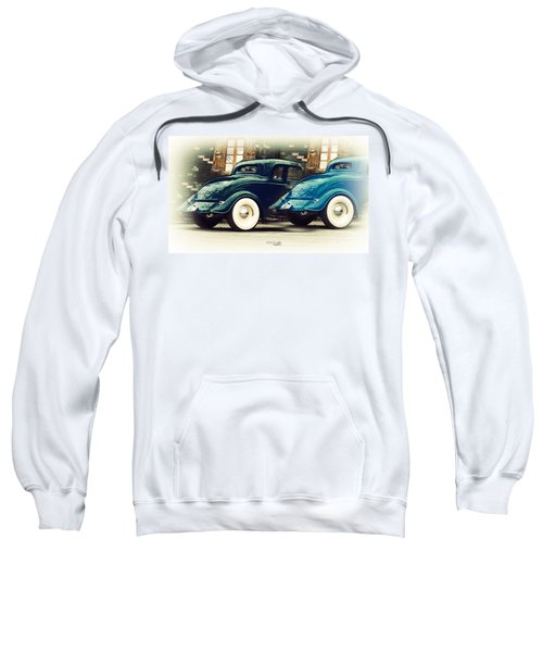 Nice Wheels Sweatshirt