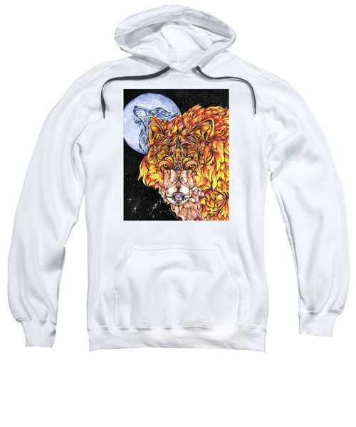 Night Fire Sweatshirt